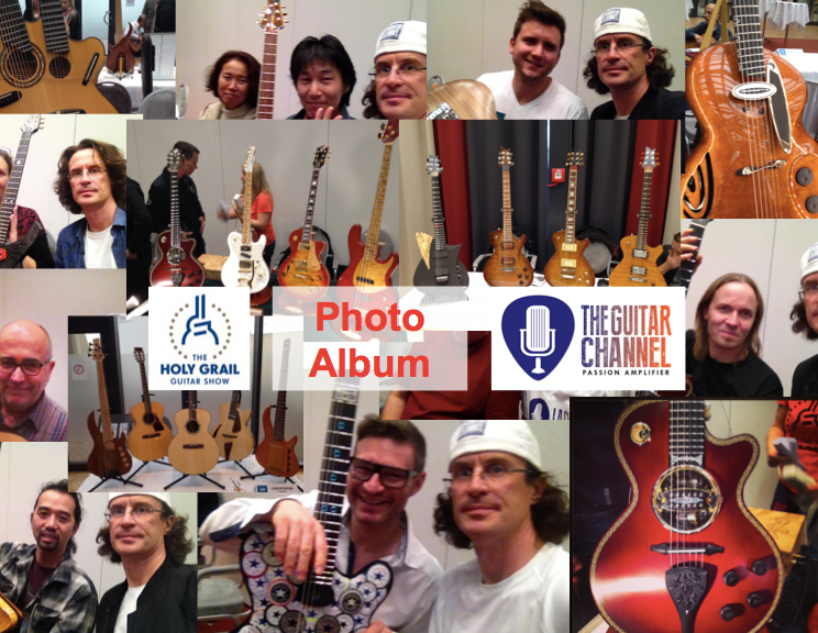 Photo album 1 from the @HolyGrailGuitarShow
