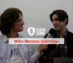Mike Moreno interview during the 2016 Winter NAMM