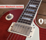 Maybach Lester guitar review: a great Les Paul alternative