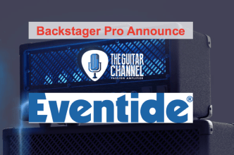 New Pro Backstager : Eventide