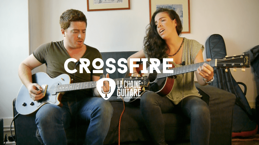 Discover Crossfire (@Crossfire1028) a powerfull and bewitching Folk/Rock duo