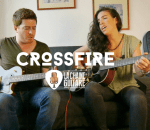 Discover Crossfire a powerfull and bewitching Folk/Rock duo