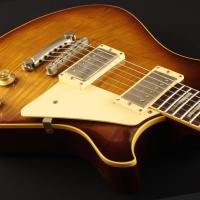 The Springer Burst guitar by Matthieu Lucas