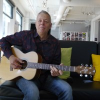 Tommy Emmanuel interview during the Montreal Jazz Festival