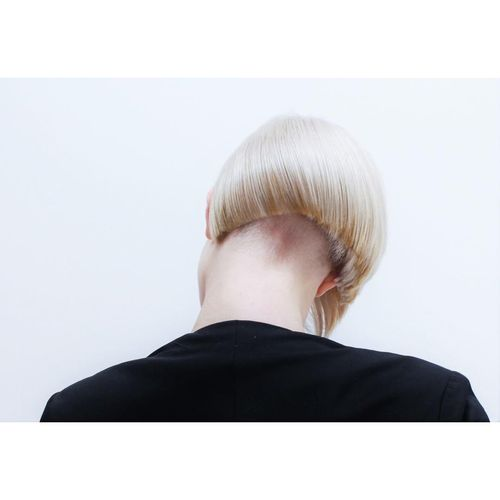 Short Undercut Haircuts