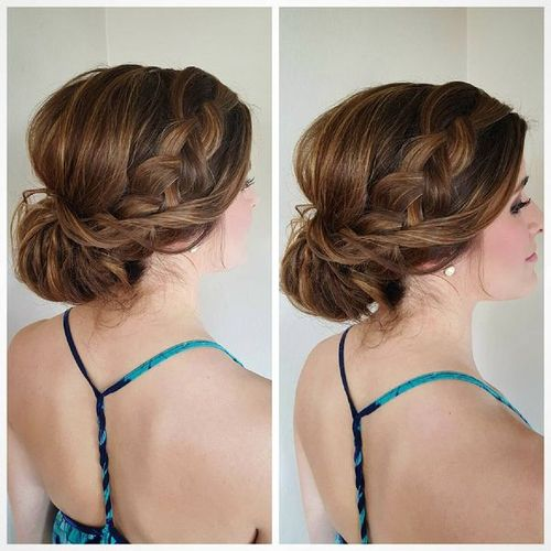 60 easy updos for medium length hair partial updos for medium hair pmusecretfo Choice Image