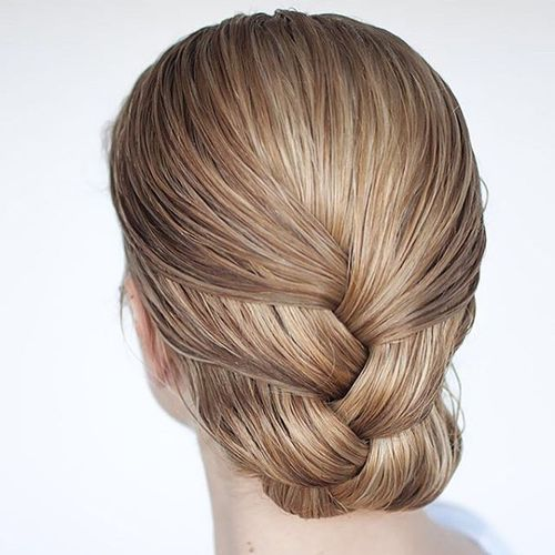 Glorious french braid hairstyle