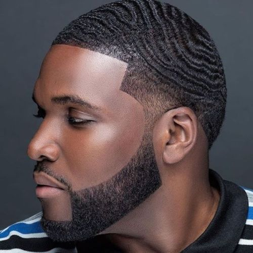14 Trendy Black Men Hairstyles and Haircuts in 14