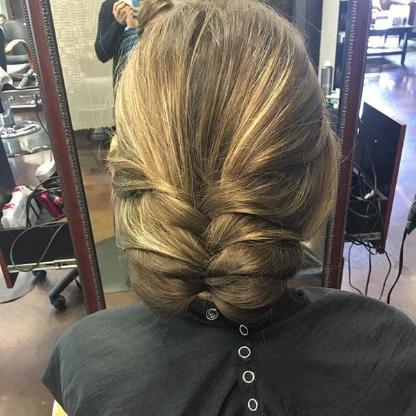 Fun Little Updo
