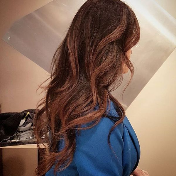 Large Waves for Cascading Hair
