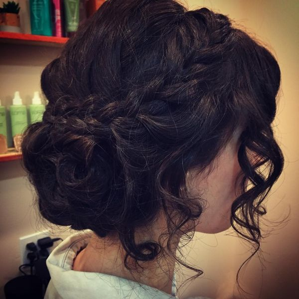 60 fresh prom updos for long hair in 2017 easy updos for long hair pmusecretfo Image collections