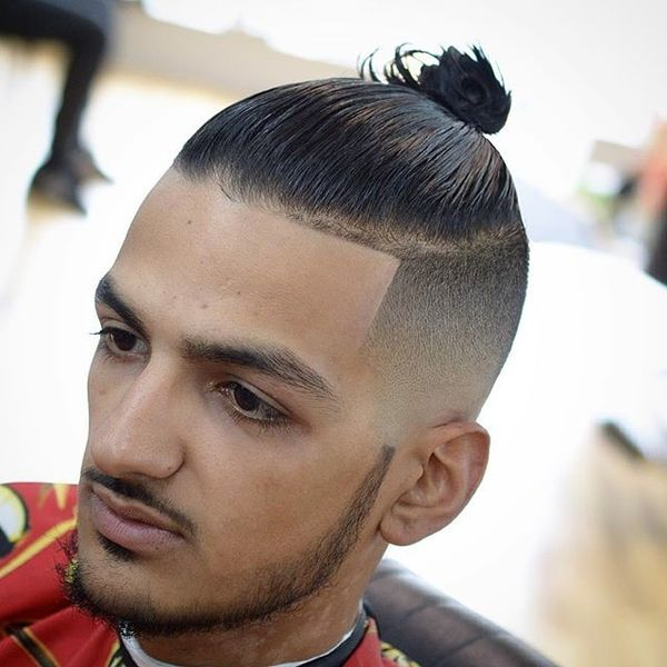 25 Man Bun Hairstyles Which Will Turn A Lot Of Heads