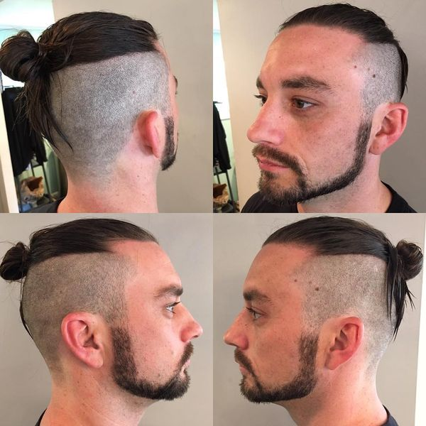 The awesome designs of high and tight hair arts 24 the high and tight undercut urmus Images