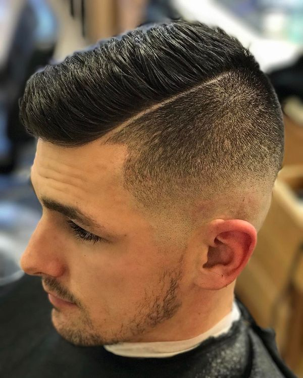 25 high and tight haircuts the hair style daily the trendy fade high and tight haircut urmus Gallery