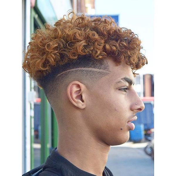 34 Curly Undercut with Prolonged Hard Part