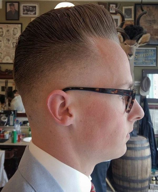Short Greaser Pomp