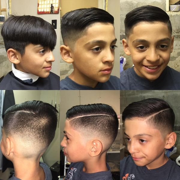 Trendy edge up