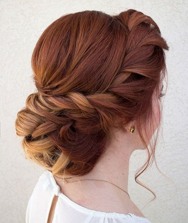Adorable Updo with Free Front Locks