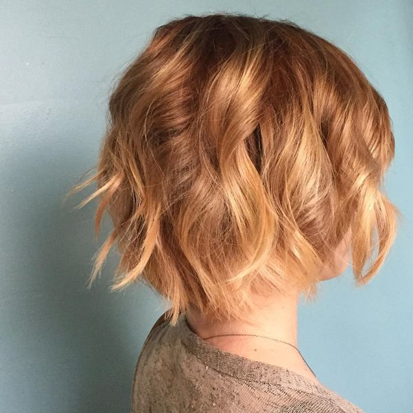 Airy Waves in a Long Bob Without Bangs1