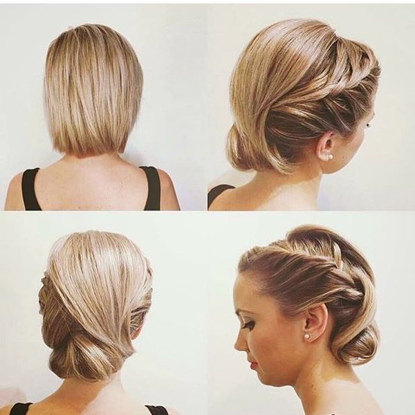 Chick Loose Low Bun0