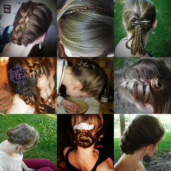Fabulous Braids & Twists for Long Thin Hair