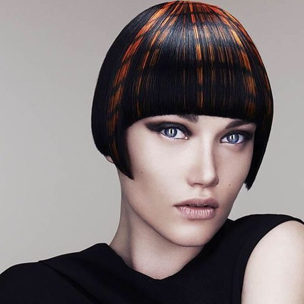 Fantastic Bright Bob with a Modern Twist910