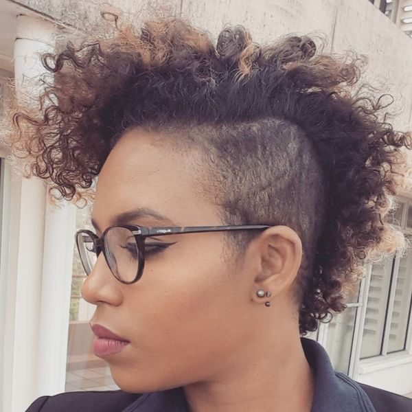Female Mohawk Sexy Style0