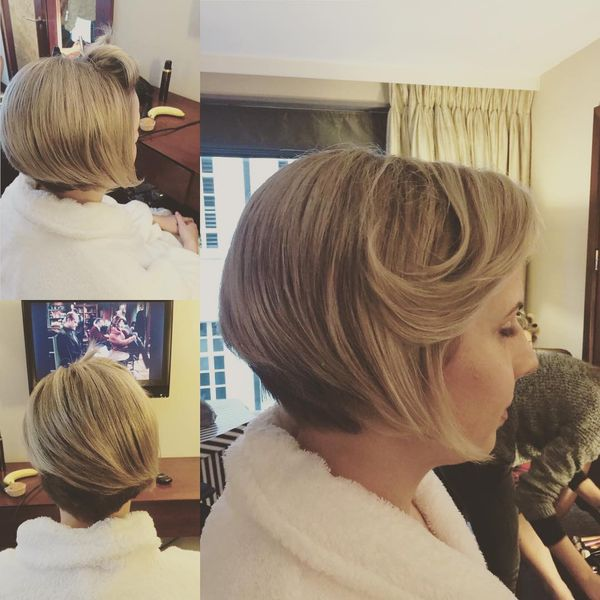 Great Bob with a Playful Fringe0