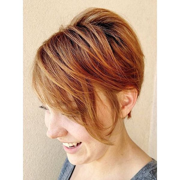 Orange-Red Bob for Every Day2