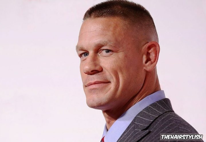 Pictures Of John Cena S Haircut Imaganationface