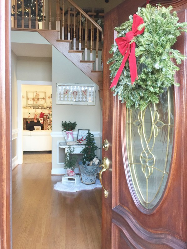 Holiday-Home-Entry