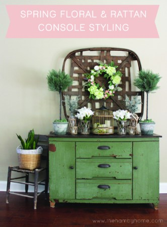 Spring_Floral_Console_Table_V