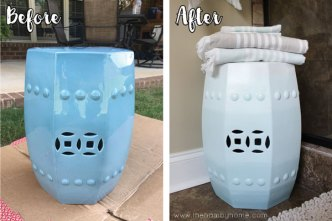 Ombre-Garden-Stool-Before-and-After-w