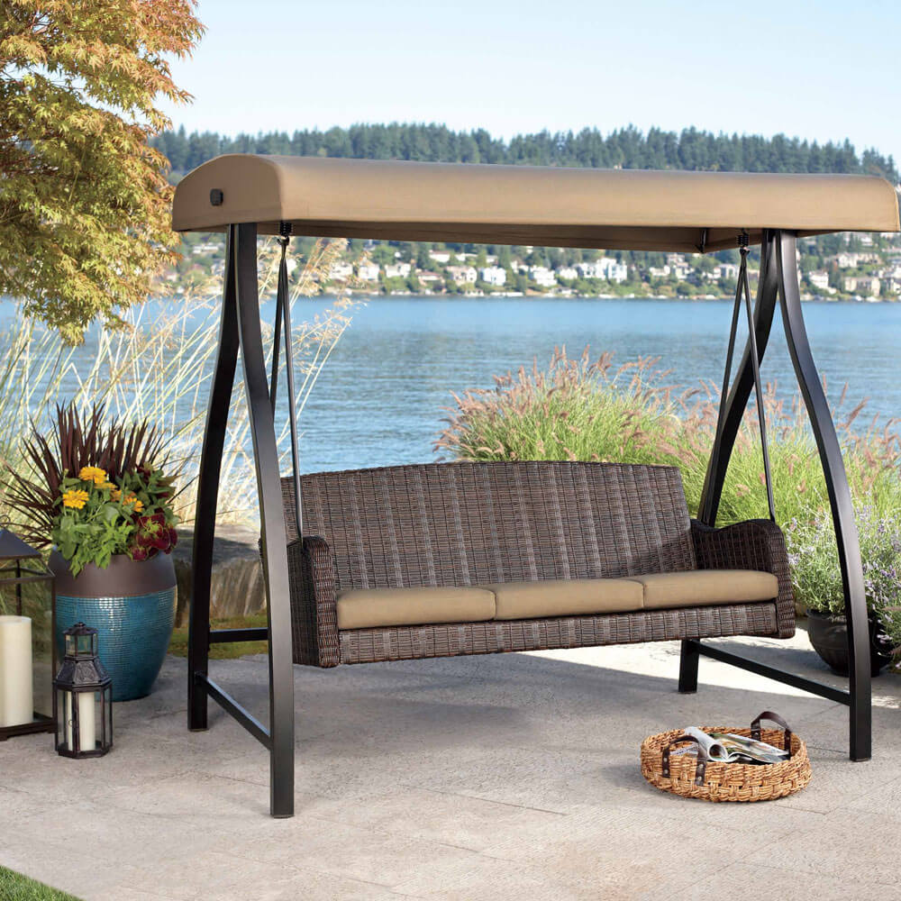 Clever Canopy Porch Swing Reviews Guide Hammock Expert Porchswingcompanyhelp Porch Swing Company Coupon Porch Swing houzz-03 The Porch Swing Company