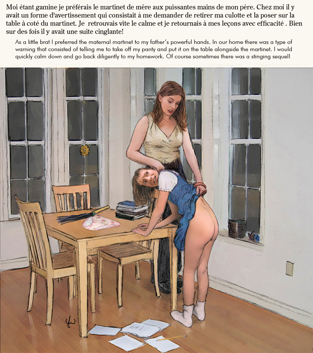 Corporal punishment for naughty girls and boys Part 3