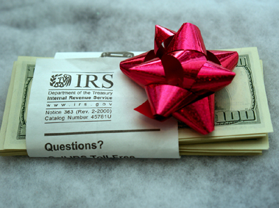 IRS Income tax returnS