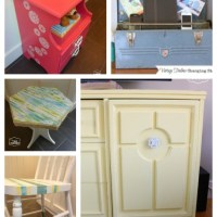 Happy Earth Day: 20 Thrifty Upcycled Projects {by me}