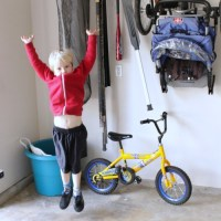 Spring Cleaning: Garage Organization 101 {with a Monkey Bars Storage GIVEAWAY}
