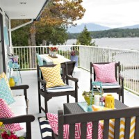 Decked Out for Summer: Thrifty Ideas for Decking Out Your Deck