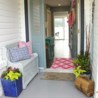 Lake Cottage Style Summer House Tour 2014 {and awesome Giveaway!}