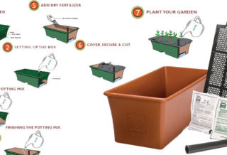 EarthBox 1010011 Garden Kit, Terra Cotta