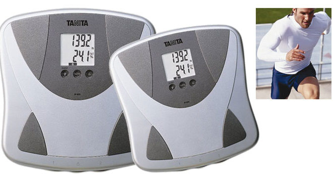 Tanita BF680W Duo Scale Plus Body Fat Monitor