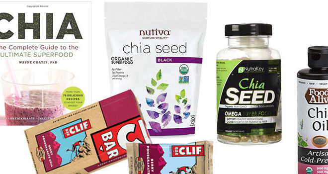 Top 5 Best Chia Products
