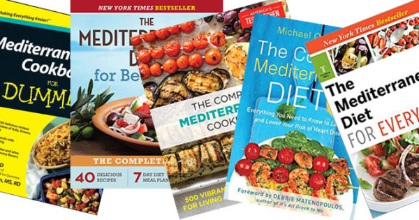 Top 5 Best Mediterranean Lifestyle Beginners Books