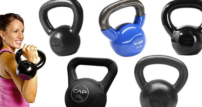 Top 5 Kettlebell Weights 2017