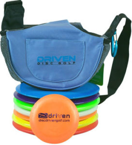 Slingshot Disc Golf Bag
