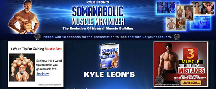 Somanabolic Muscle Maximizer program