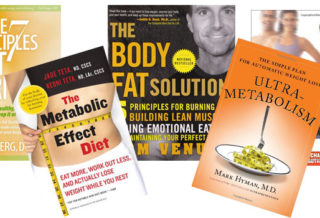 Best Books on Burning Fat