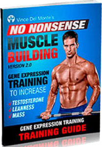 Vince's Delmonte's No Nonsense Muscle Building