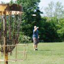 Frisbee Golf or Disc Golf